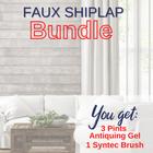 Faux Shiplap Bundle, Free Shipping