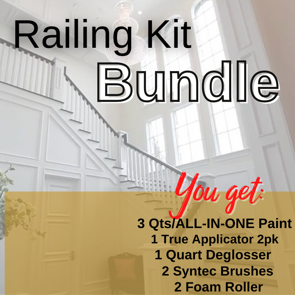 Railing Kit Half Off Bundle, Limited Quantity Available, FREE Shipping!