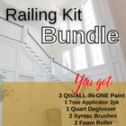 Railing Bundle, Limited Quantity Available, FREE Shipping!