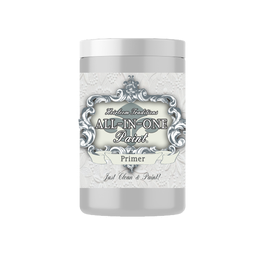 Hide Primer, Heirloom Traditions All-In-One Paint, 32oz, Gray