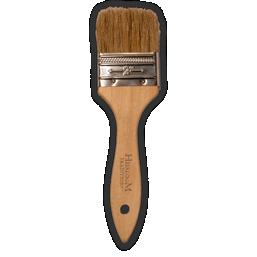 "Chip Brush, 2"", Natural Boar's Hair"