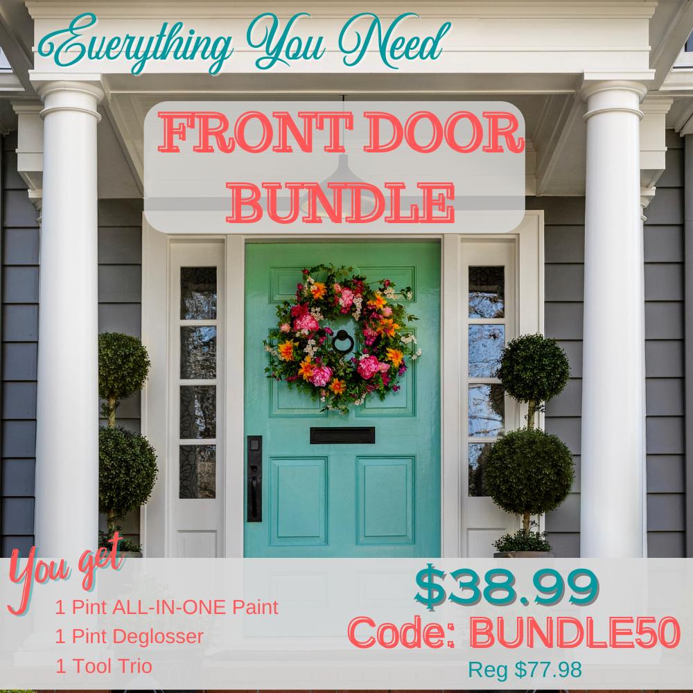 Front Door Bundle, Use Code: BUNDLE50 to make price $38.99