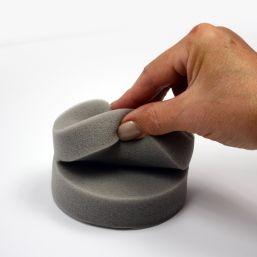 2 Pack-True Applicator Sponge (Reusable)