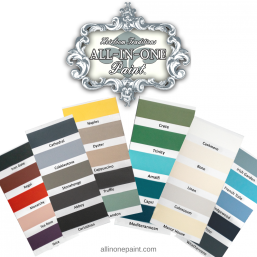 Color Selector, Color Card, Heirloom Traditions All-In-One Paint