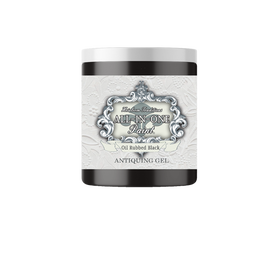 Oil Rubbed Black Antiquing Gel (Black),  Heirloom Traditions All-In-One Paint