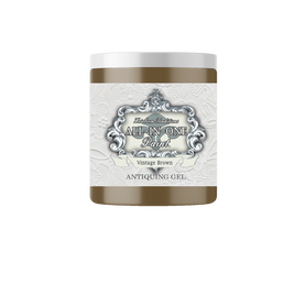 Vintage Brown Antiquing Gel, Heirloom Traditions All-In-One Paint