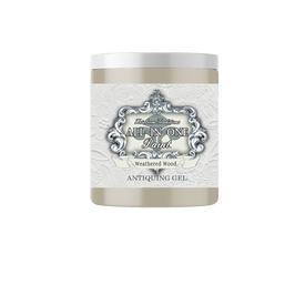 Weathered Wood Antiquing Gel (Greige),  Heirloom Traditions All-In-One Paint