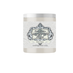 White Wash (white) Antiquing Gel, Heirloom Traditions All-In-One Paint
